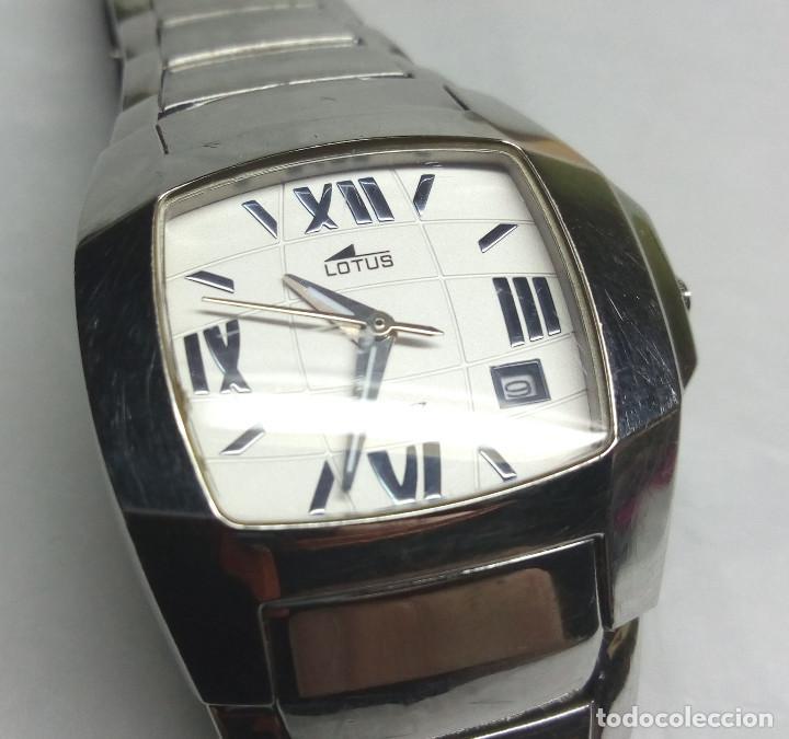 2320ecbdc01a Reloj lotus de cuarzo - caja 28 mm - funcionando - España - Reloj lotus de