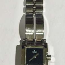 Relojes - Lotus: ORIGINAL VICEROY DE MUJER REF. 48048. - 22 X 22 M/M . TODO ACERO,PULSERA MAX 165 M/M.. Lote 142595470