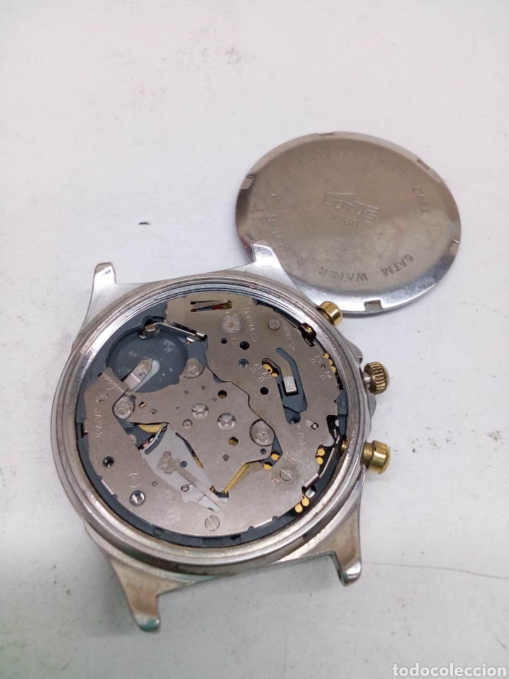 Relojes - Lotus: Reloj Lotus para piezas - Foto 3 - 143390886
