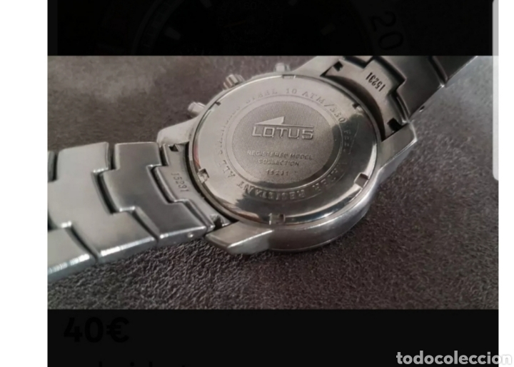 Relojes - Lotus: Reloj lotus cronograf - Foto 2 - 141717101