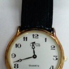 Relojes - Lotus: CLÁSICO Y ELEGANTE RELOJ LOTUS CUARZO. Lote 146932618