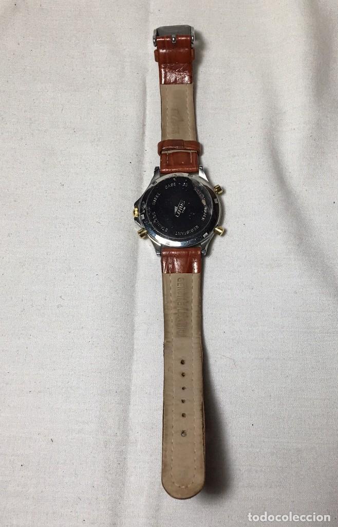 Relojes - Lotus: Reloj Lotus Chrono Alarm con correa original de cuero - Funcionando - Foto 4 - 147250414
