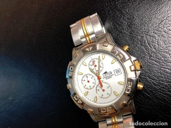 Relojes - Lotus: RELOJ LOTUS CRONÓGRAFO DE CABALLERO. - Foto 4 - 147564590
