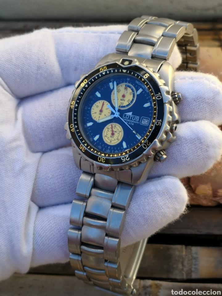 Relojes - Lotus: Reloj lotus años 90 Robusto - Foto 2 - 147785561