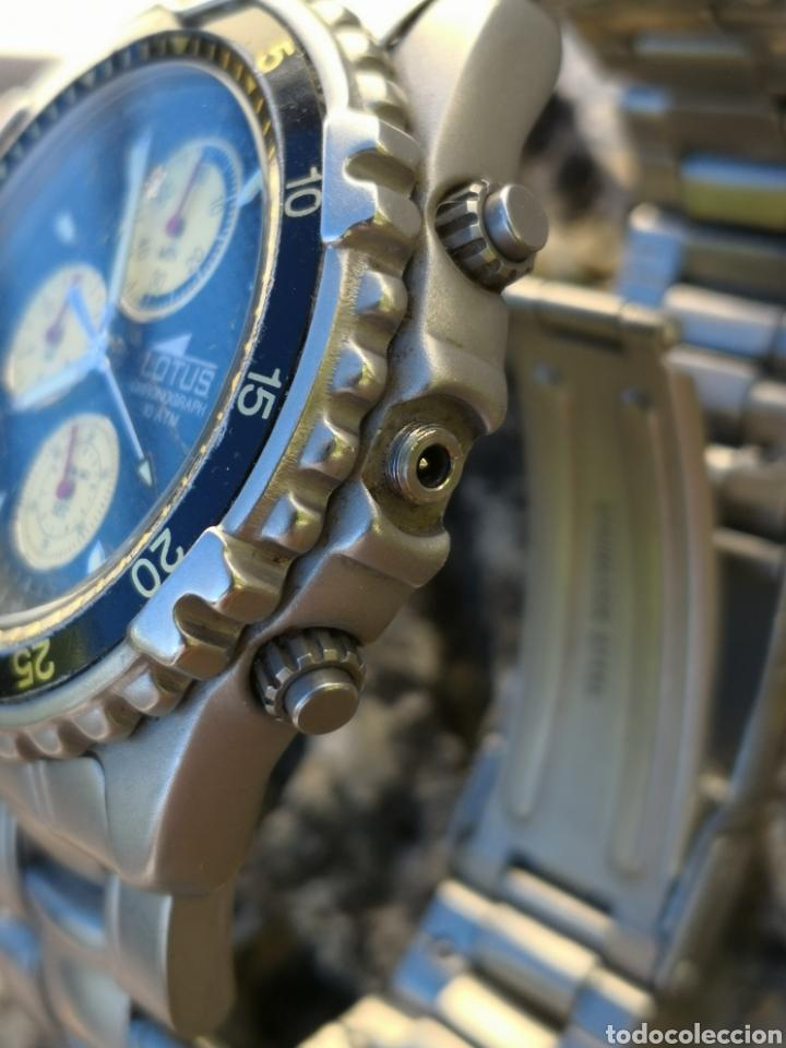 Relojes - Lotus: Reloj lotus años 90 Robusto - Foto 4 - 147785561