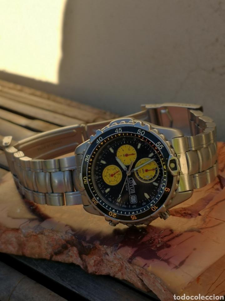 Relojes - Lotus: Reloj lotus años 90 Robusto - Foto 8 - 147785561
