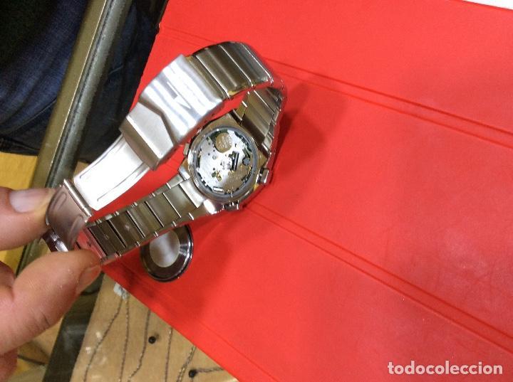 Relojes - Lotus: Reloj lotus analógico digital funcionando perfectamente. Modelo difícil de encontrar. Sin Usar - Foto 6 - 147969878