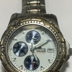 Relojes - Lotus: RELOJ LOTUS 10 AT MODELO 330 MULTIFUNCION TRES ESFERAS. Lote 152899193