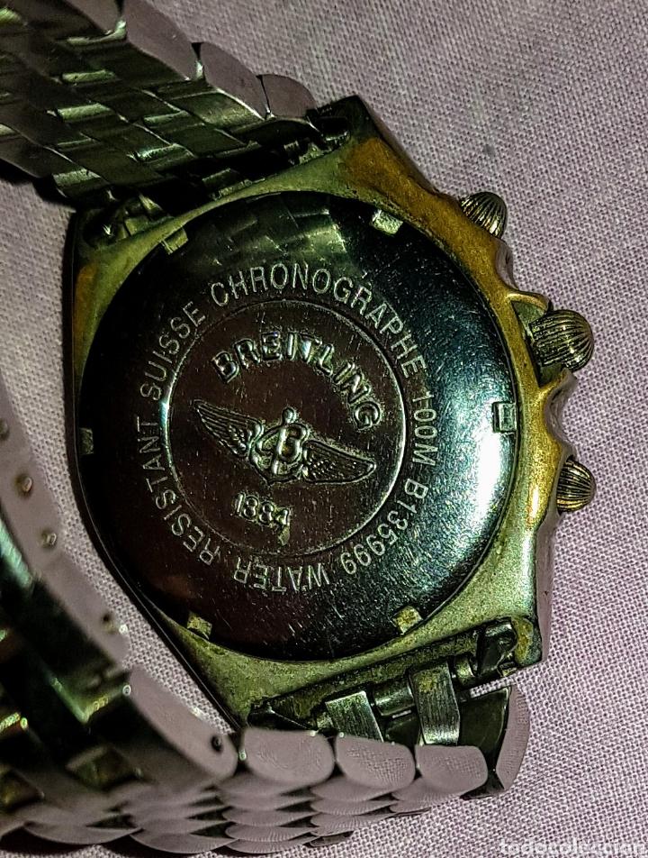 Relojes - Lotus: BREITLING HOMBRE CRONOGRAFO (Replica). - Foto 2 - 155285137