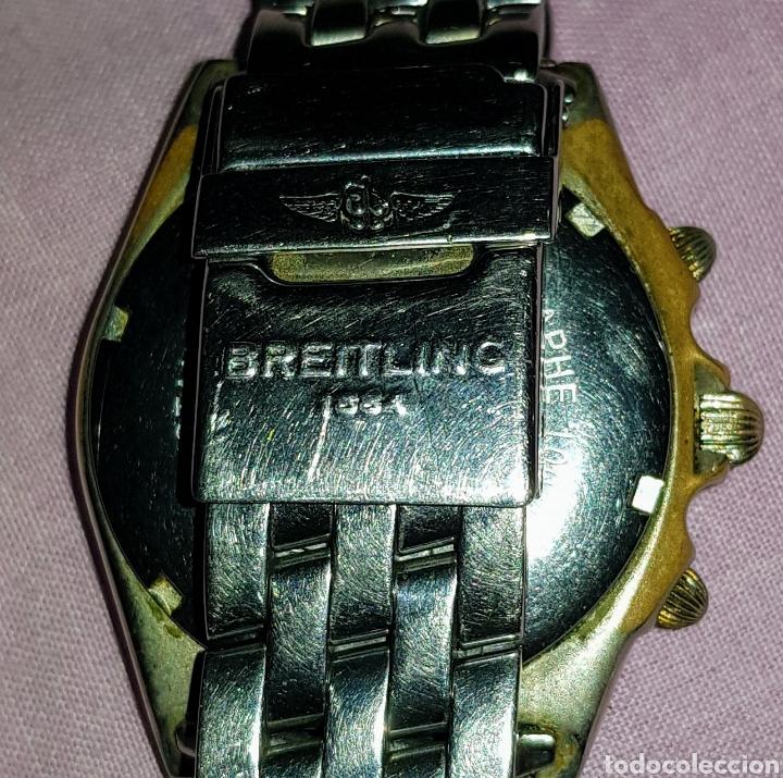 Relojes - Lotus: BREITLING HOMBRE CRONOGRAFO (Replica). - Foto 4 - 155285137