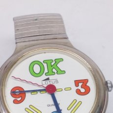 Relojes - Lotus: RELOJ LOTUS QUARTZ. Lote 156533977