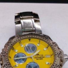 Relógios - Lotus: RELOJ LOTUS MULTIFUNCION. Lote 157757253