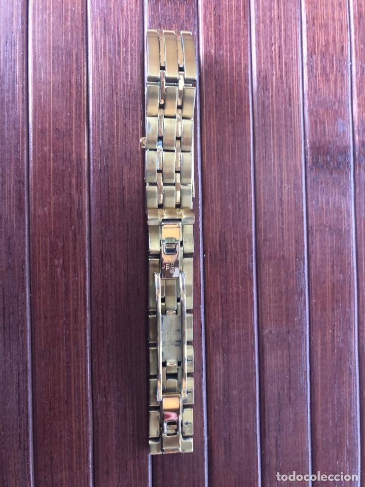 Relojes - Lotus: PRECIOSO RELOJ MARCA LOTUS QUARTZ WATTER RESISTANT 5 ATM BAÑADO EN ORO - Foto 6 - 158131660