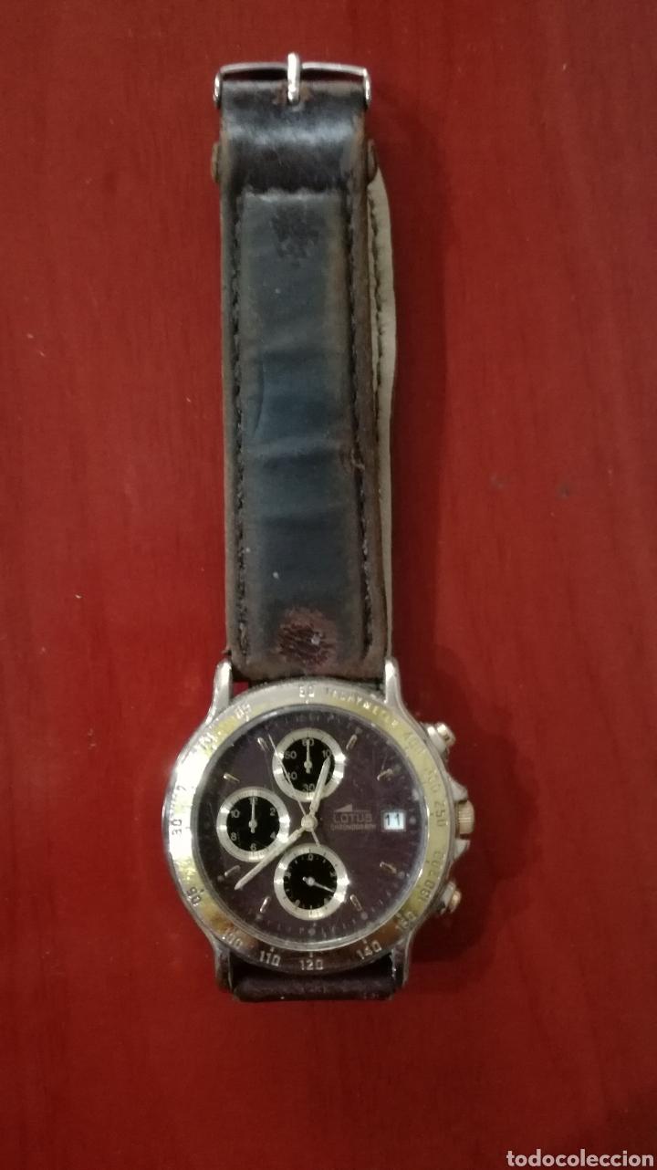 6578d4d6294e reloj lotus chronograph - Comprar Relojes Lotus en todocoleccion ...