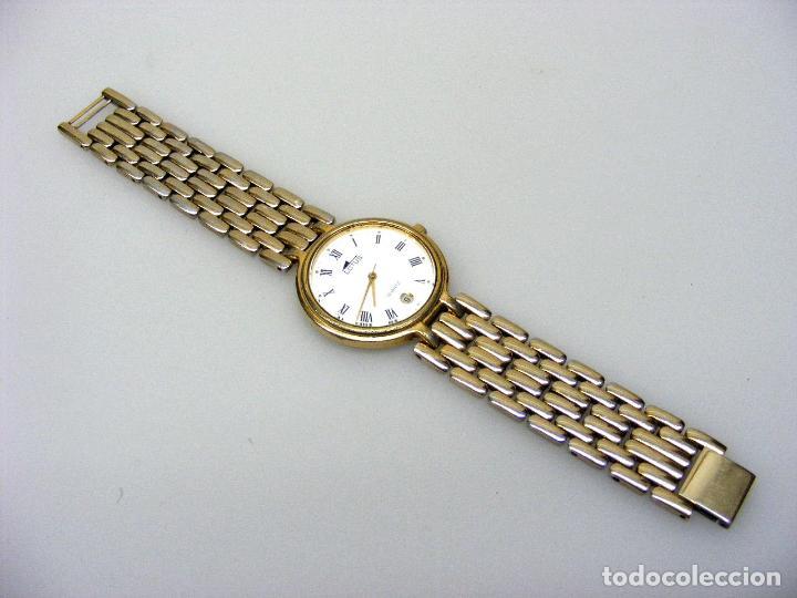 Relojes - Lotus: RELOJ DE PULSERA LOTUS - CORREA ORIGINAL. - Foto 2 - 178991030