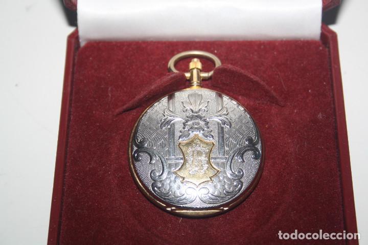 Relojes - Lotus: RELOJ DE BOLSILLO CAZADOR LOTUS , QUARZ - Foto 2 - 161976358