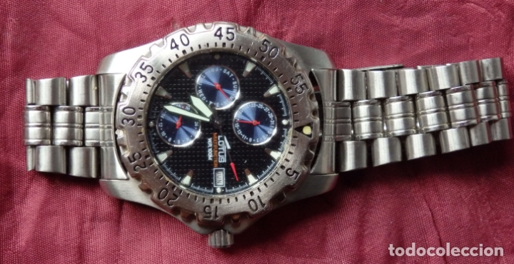 Relojes - Lotus: RELOJ LOTUS MULTIFUNCION 15009 - Foto 2 - 165157838