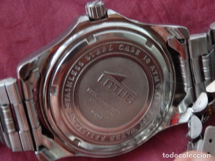 Relojes - Lotus: RELOJ LOTUS MULTIFUNCION 15009 - Foto 6 - 165157838