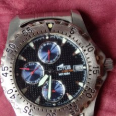 Relojes - Lotus: RELOJ LOTUS MULTIFUNCION 15009. Lote 165157838