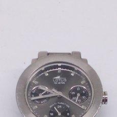 Relojes - Lotus: RELOJ LOTUS QUARTZ. Lote 166762609
