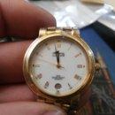 Relojes - Lotus: RELOJ LOTUS CALENDARIO 30 M BAÑADO ORO. Lote 169079797
