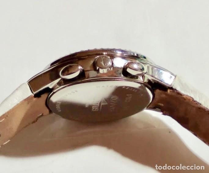 Relojes - Lotus: LOTUS 9984 - 34 M/M. C/C. CAJA DE ACERO MDL. DEPOSÉ - CRONOGRAFO . - Foto 5 - 169822984