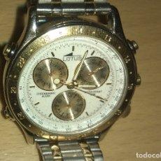 Relojes - Lotus: RELOJ CRONÓGRAFO LOTUS MODELO 9475, ENVÍO GRATIS. Lote 167029008