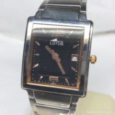 Relojes - Lotus: RELOJ LOTUS DE CUARZO PARA MUJER - CAJA 23 MM - FUNCIONA CORRECTAMENTE. Lote 176682798