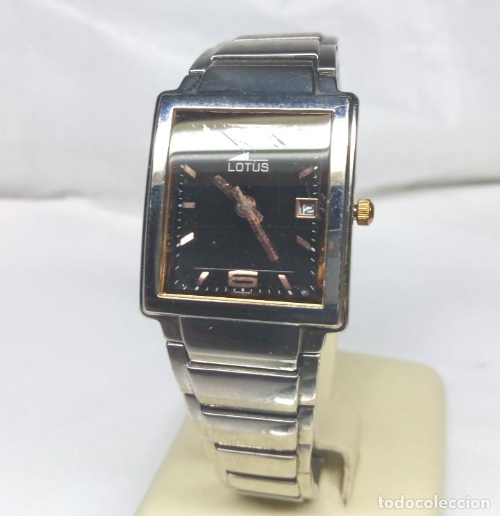 Relojes - Lotus: RELOJ LOTUS DE CUARZO PARA MUJER - CAJA 23 mm - FUNCIONA CORRECTAMENTE - Foto 2 - 176682798