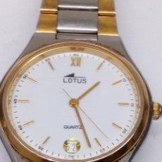 Relojes - Lotus: RELOJ LOTUS QUARTZ. Lote 179327887