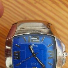 Relojes - Lotus: RELOJ LOTUS QUARTZ 15314 04. CORREA 15313. RELOJ Y CORREA DE ACERO ORIGINALES. LEER DESCRIPCIÓN.. Lote 210263505