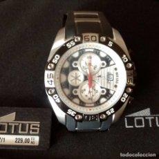 Relojes - Lotus: RELOJ DE PULSERA CRONOGRAFO LOTUS. Lote 180876442