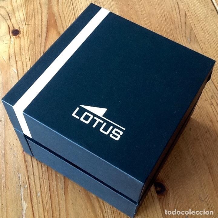 Relojes - Lotus: RELOJ DE PULSERA LOTUS - Foto 2 - 180876761