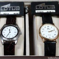 Relojes - Lotus: LOTE 2 RELOJES LOTUS. Lote 181466015