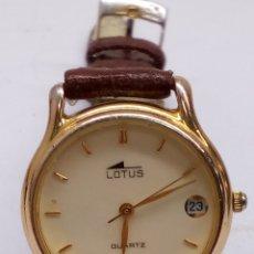 Relojes - Lotus: RELOJ LOTUS QUARTZ. Lote 182512833