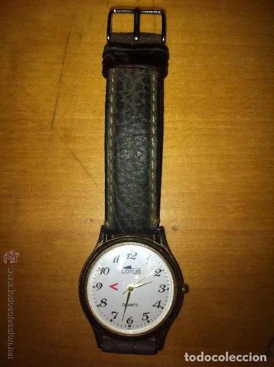 RELOJ LOTUS - AÑOS 80 (Relojes - Relojes Actuales - Lotus)