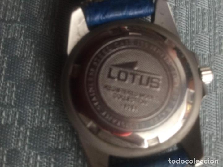 Relojes - Lotus: Reloj de señora marca Lotus perfecto estado, regalo correa piel nueva - Foto 2 - 183035667