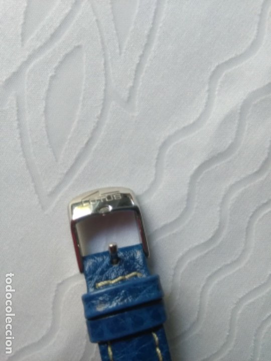 Relojes - Lotus: Reloj de señora marca Lotus perfecto estado, regalo correa piel nueva - Foto 7 - 183035667