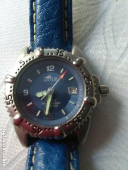 Relojes - Lotus: Reloj de señora marca Lotus perfecto estado, regalo correa piel nueva - Foto 8 - 183035667