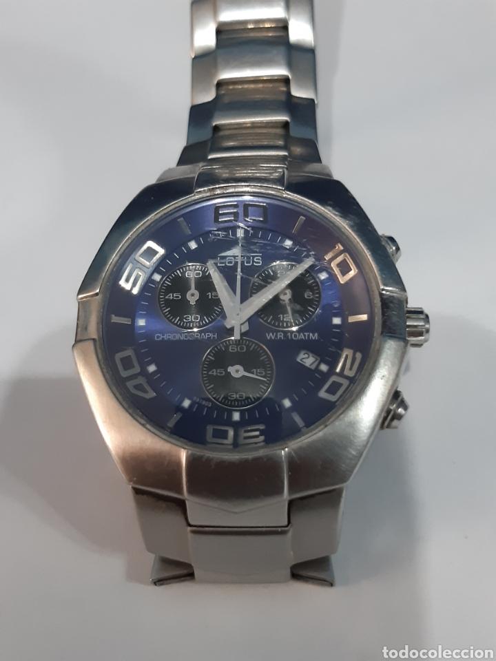RELOJ LOTUS EN ACERO CÓDIGO DE REGISTRO 9919 (Relojes - Relojes Actuales - Lotus)