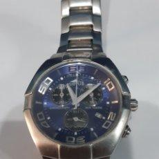 Relojes - Lotus: RELOJ LOTUS EN ACERO CÓDIGO DE REGISTRO 9919. Lote 183373621