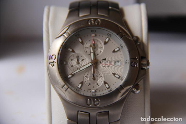 Relojes - Lotus: Reloj de pulsera hombre colección Lotus Titanio - Modelo 15184 - Foto 2 - 183568823