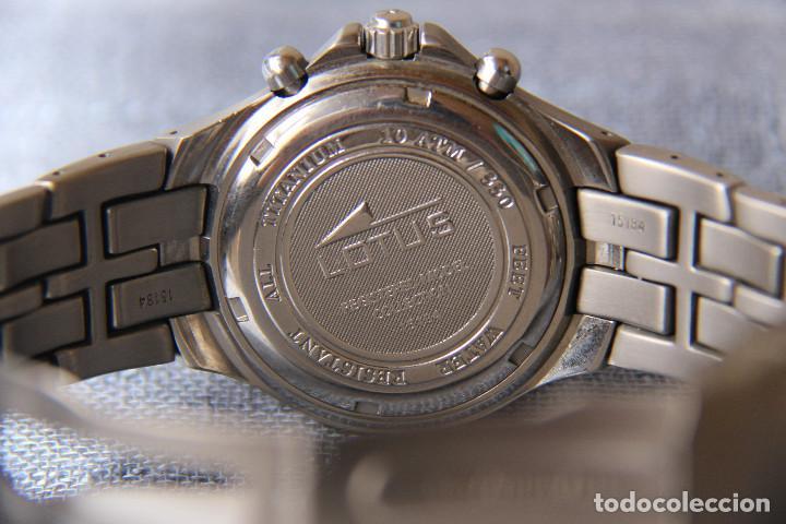 Relojes - Lotus: Reloj de pulsera hombre colección Lotus Titanio - Modelo 15184 - Foto 3 - 183568823