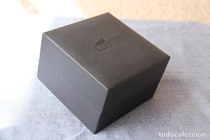 Relojes - Lotus: Reloj de pulsera hombre colección Lotus Titanio - Modelo 15184 - Foto 5 - 183568823