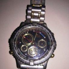 Relojes - Lotus: RELOJ LOTUS ESPECIAL CHRONOGRAPH ALARM CALENDAR DESCONOZCO SI FUNCIONA. Lote 184771835