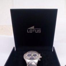 Relojes - Lotus: RELOJ LOTUS CHRONOGRAPH. Lote 186914360