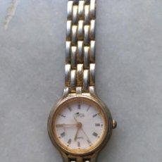 Relojes - Lotus: RELOJ LOTUS SEÑORA EN ACERO Y BAÑO DE ORO. Lote 190500770