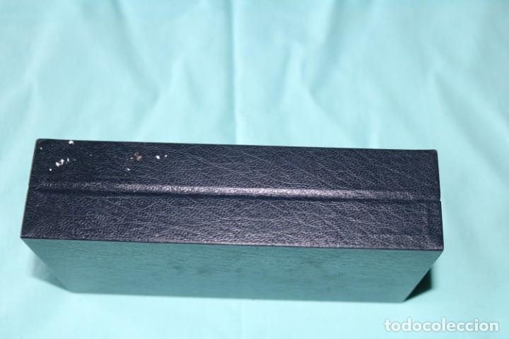 Relojes - Lotus: Caja Lotus para reloj y correa de repuesto del año 99. Lotus box for watch and extra band from 99 - Foto 6 - 191001591
