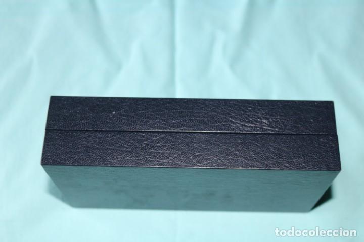 Relojes - Lotus: Caja Lotus para reloj y correa de repuesto del año 99. Lotus box for watch and extra band from 99 - Foto 7 - 191001591