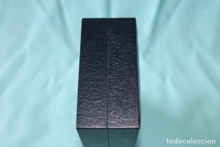 Relojes - Lotus: Caja Lotus para reloj y correa de repuesto del año 99. Lotus box for watch and extra band from 99 - Foto 8 - 191001591